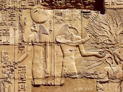 Karnak - Sethi a Thovt