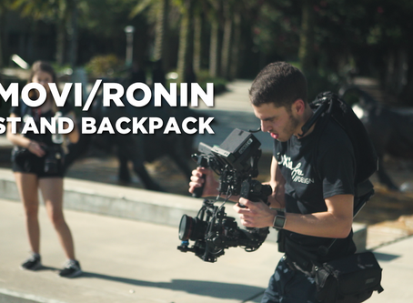 DIY MōVI/Ronin Stand Backpack