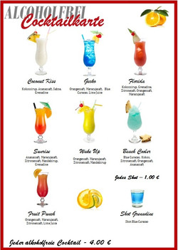 Alcoholfrei Cocktails