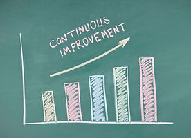 Continuous Improvement Graph