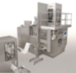 Aseptic Filling Machine - Pharmaceutical