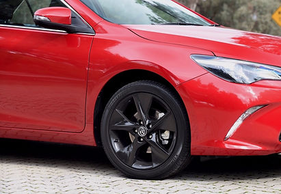 "18"" Alloy Flow Formed Wheels - 2015 Toyota Camry"