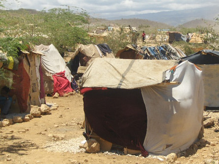 What Does the Future Hold For he 356 Haitian Refugee Families in Anise A Pitres?