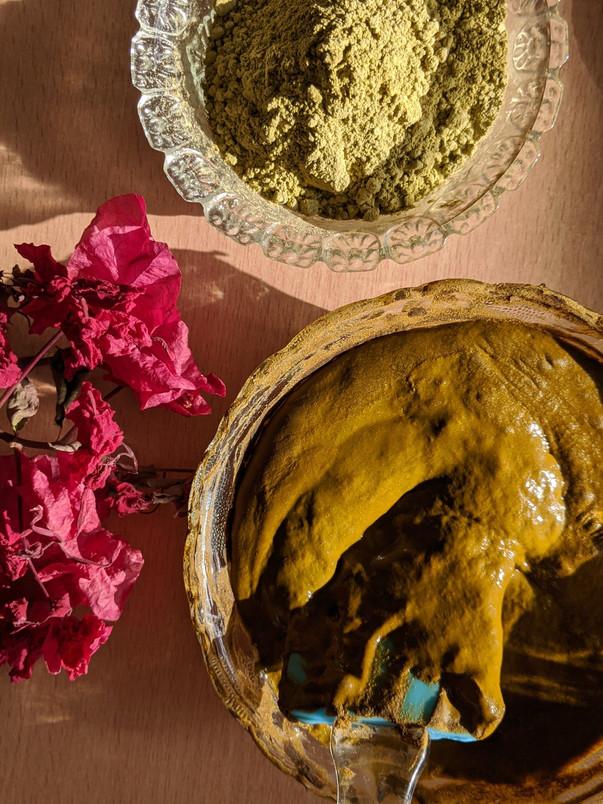 Henna Paste & powder