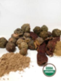 USDA Organic herbs Amla, Aritha shikakai