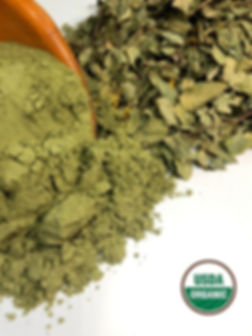 USDA organic Cassia auriculata neutral h