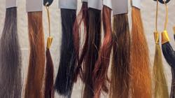 Hair dye tests.