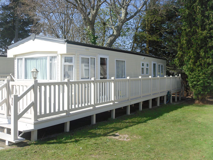 New Forest Caravans Bashley Accomodation Hire New Forest