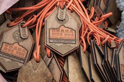 Ohana Mud Run medals