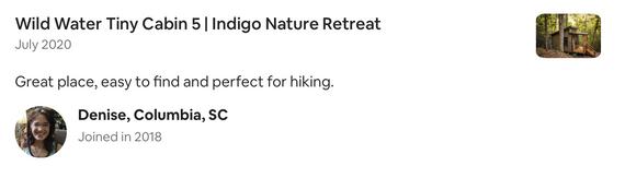 hiking retreat