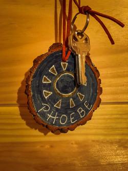 keys tiny cabin