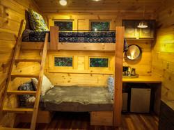 full sleeping cabin