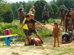 North Carolina mud run