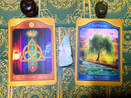 Weekly Tarot: Stay In Your Power And Remain Calm