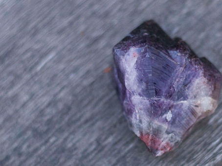 Crystal of the Week: Super Seven (aka Melody's Stone)