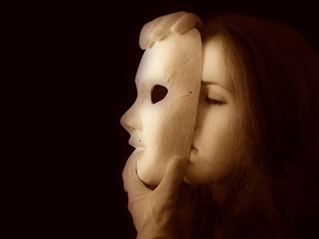 Wearing A Mask: Allowing Yourself to Shine