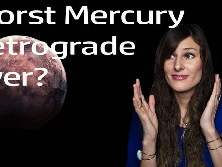 Toughest Mercury Retrograde We Ever Had? Why This One Is Causing Some Hardships...