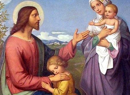 Twin Flames Jesus and Mary Magdalene aka Yeshua and Mary (= Jesus)