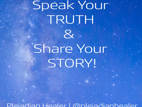 Speaking Your Truth!
