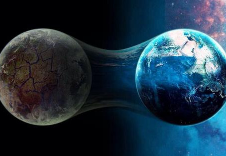 Old and New Earth: They Are Now Drifting Away From Each Other