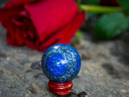 Stone Of The Royals: Magical Lapis Lazuli