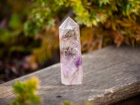 Crystal Beings: Beings Inside of a Crystal