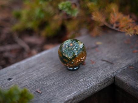 Crystal of the Week: Magical Ocean Jasper