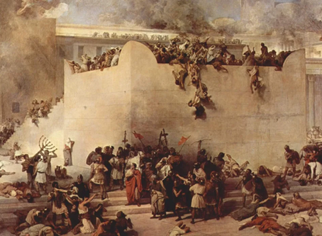The Saddest Day of the Year: Destruction of Solomon's Temple & More!