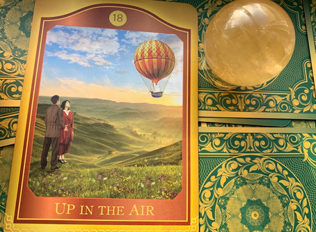 Weekly Tarot: Up in the Air