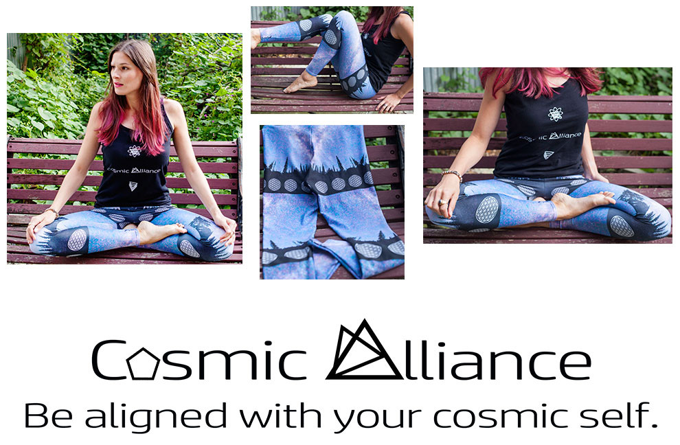 Cosmic Alliance: Be Aligned With Your Cosmic Self