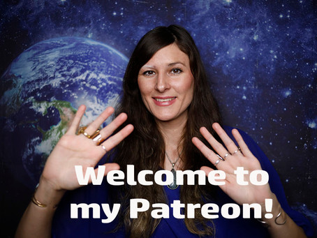 Welcome To My Patreon!