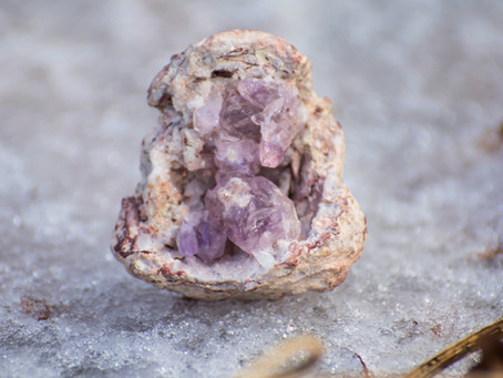 Crystal of the Week: Sonora Amethyst (Light Code Transmitter)