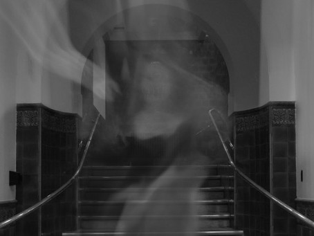 Ghosts: Crossing Lost Spirits Over and Learning What the Boundaries Are