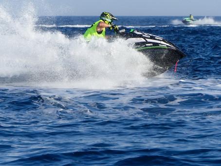 Avproduction : Sponsor du Championnat du monde d'endurance de jet ski THE JET RAID