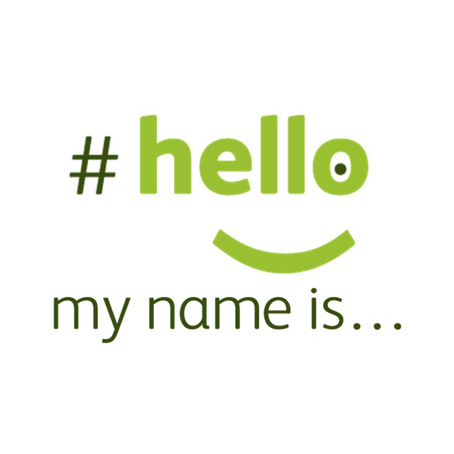 #HelloMyNameis International Day