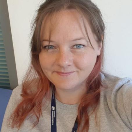 Mental Health Blog: Victoria Cox