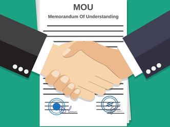 Memorandum of Understanding (MoU)