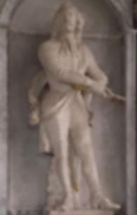 John Birch memorial