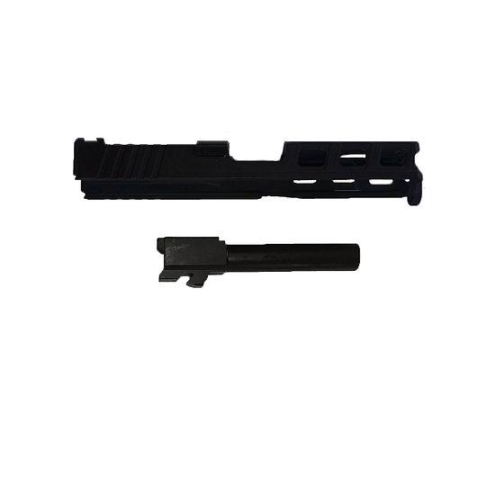 9MM Gen 3 Glock-Style 19 Slide & Barrel