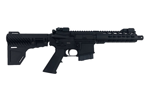 Ledesma Arms Single Shot Pistol (Model P)