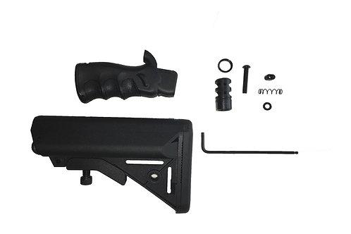 Ledesma Arms AR15/10 Featureless California Compliant Kit w/ L.A.M. Compensat