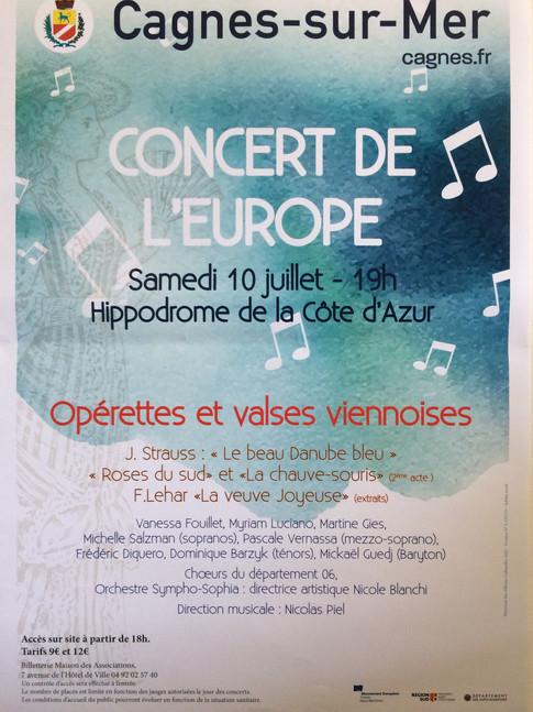 Concert de l'Europe Hippodrome Cagnes-sur-Mer 2021.JPG
