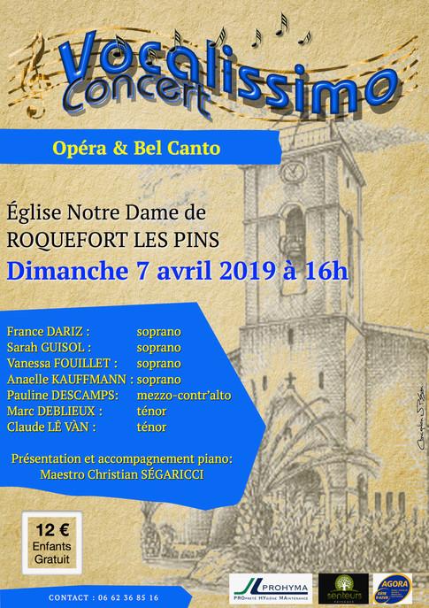 Affiche Concert Vocalissimo avril 2019.j