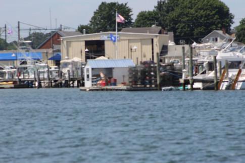 The Shellplex at Marker Seven Marina