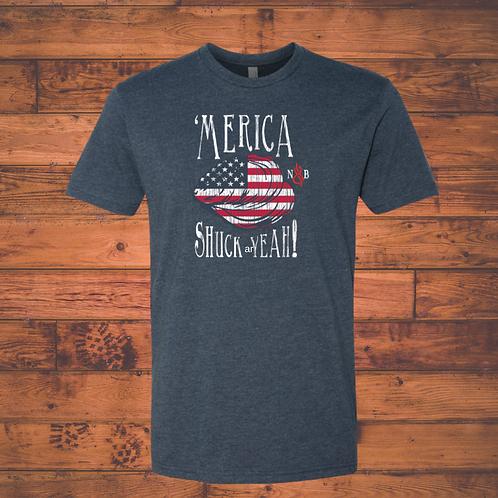 'Merica Shuck Yeah T-Shirt