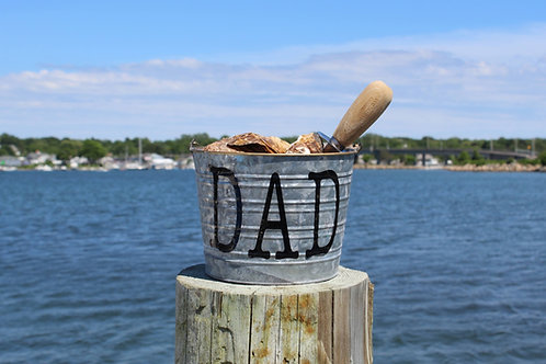 Dad's Day Oyster Pail