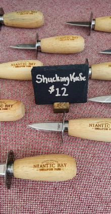 Shucking Knives