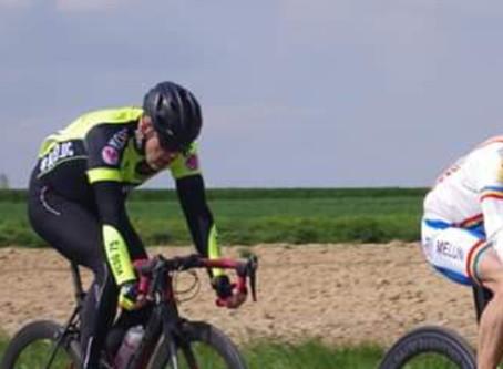 Le duo Romain GENTNER et Thomas FELD #ABLOC au Tour du pays de Brie (77)
