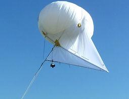 Seven Tech military aerostat