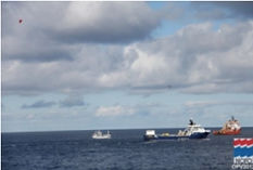 oilspill detection techniques over ocean